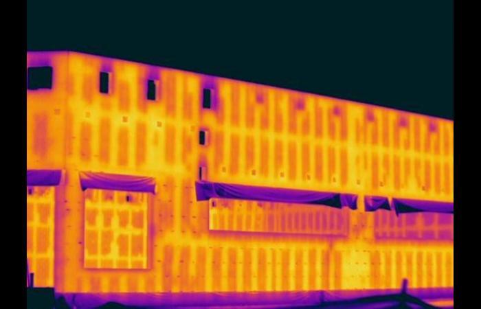 BLockwall6 0 - Infrared Block Wall Scan