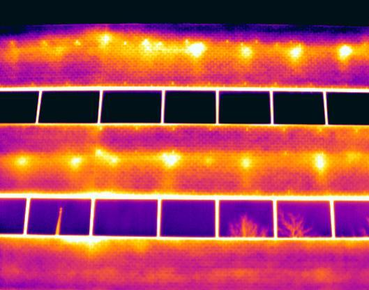 Bldg heat loss Infrared Imaging Services LLC 1 1 - Commercial Infrared