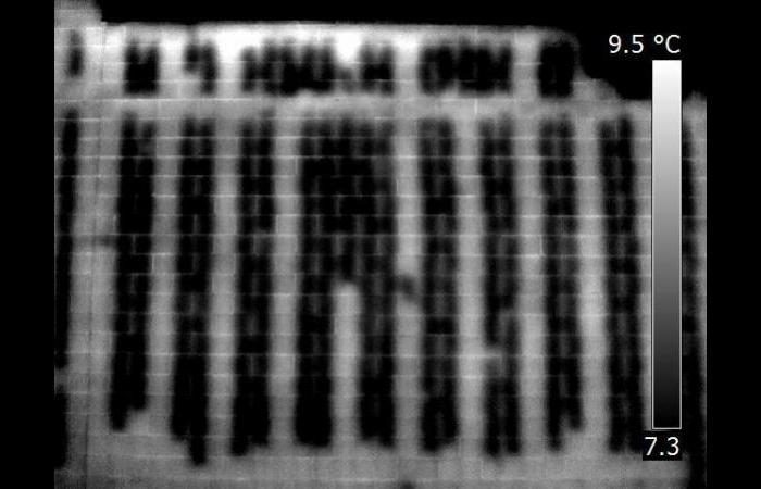 Blockwall5 0 - Infrared Block Wall Scan