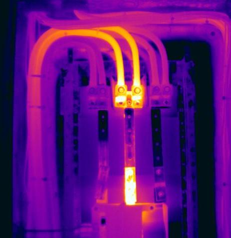 Hot buss Infrared Imaging Services LLC 2 - Electrical Infrared