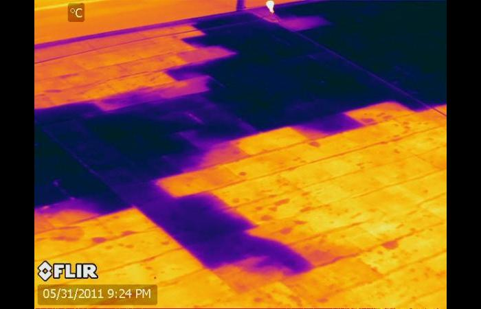 IR 0107 1 - Infrared Roof Inspection