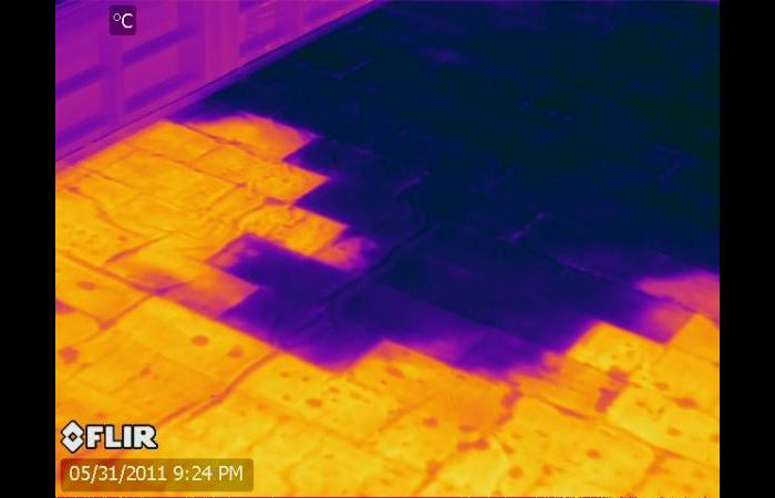 IR 0109 0 0 - Infrared Roof Inspection