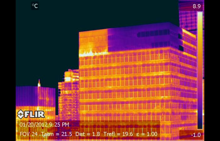 IR 0115 0 0 - Building Infrared Inspection