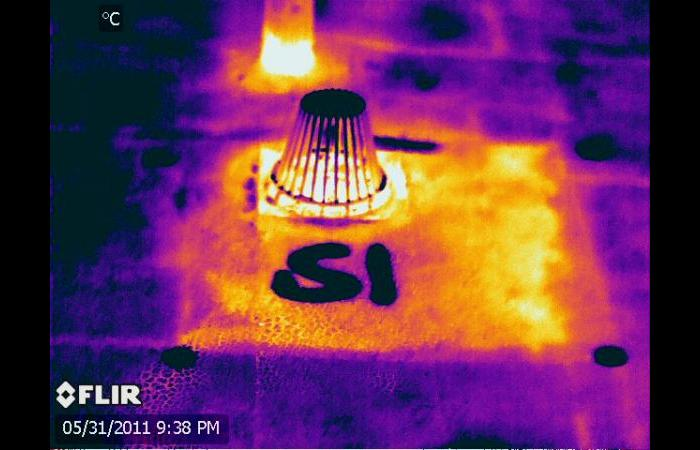 IR 0121 0 - Infrared Roof Inspection