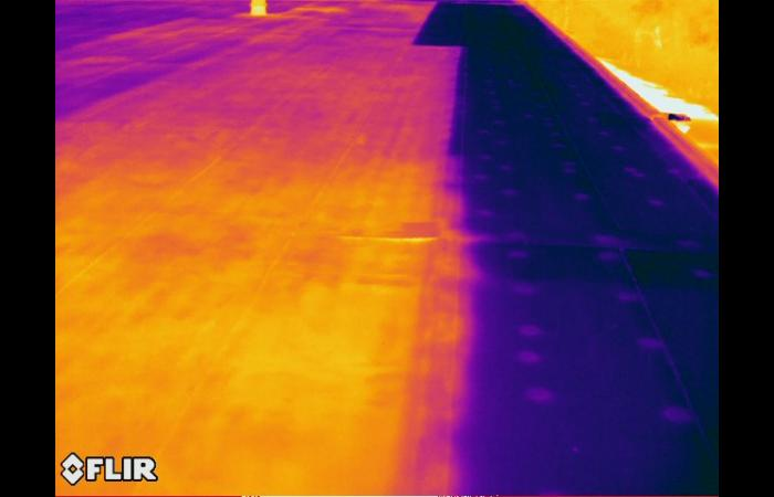 IR 0145 0 - Infrared Roof Inspection