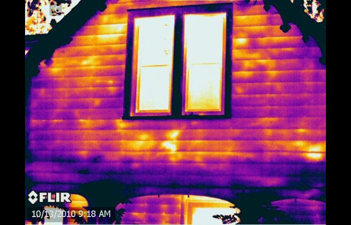 Building Infrared Inspection