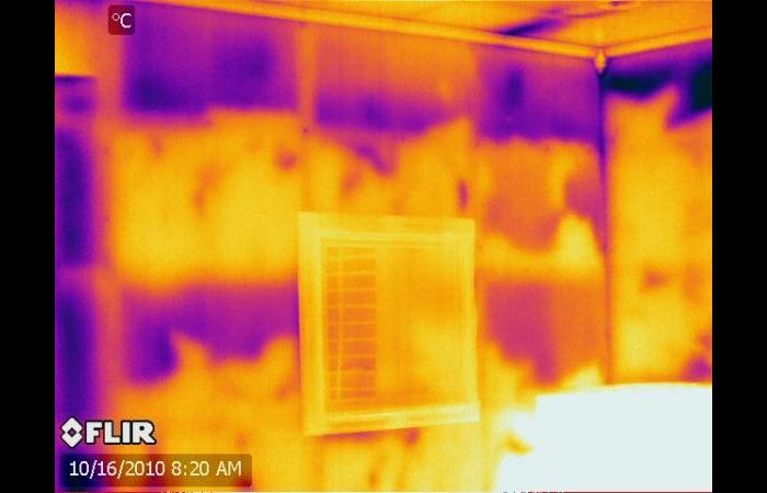 IR 0729 0 - Building Infrared Inspection