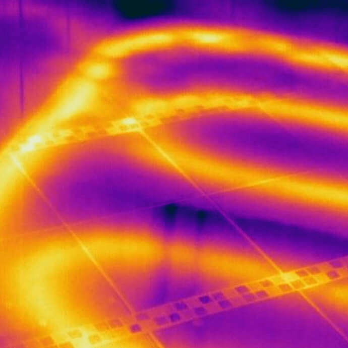 Infrared Radiant Heating Pipe Leak Location image 1 - Home
