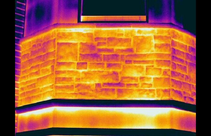 Wet brick1 1 0 - Building Infrared Inspection