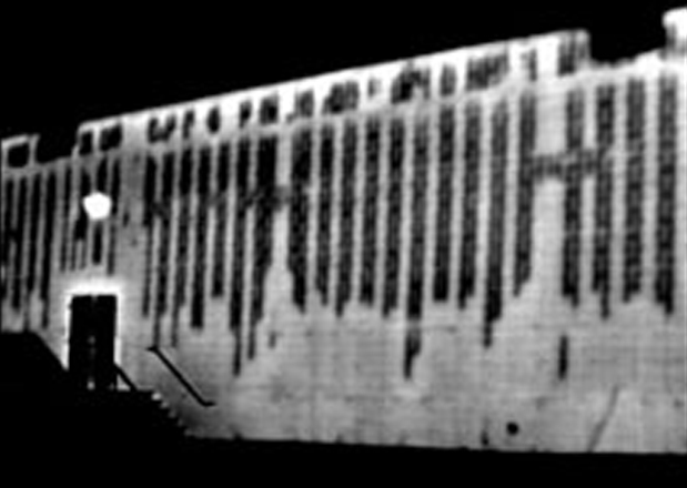 grout1 1 - Block Wall Scan Infrared