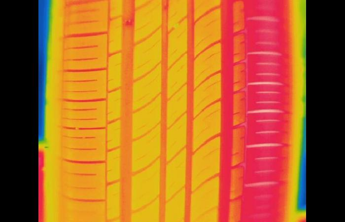 tire1a 0 - Commercial Infrared Inspection